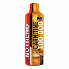 Nutrend Carnitine 100000 1x 1000ml - Liquid - Slimming - Fat Burner