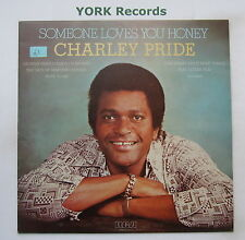 CHARLEY PRIDE - Someone Loves You Honey - Ex Con LP Record RCA Victor PL 12478