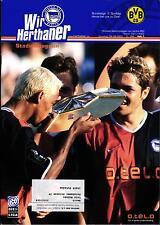 BL 2001/02 Hertha BSC - Borussia Dortmund, 04.08.2001