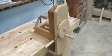 Small Parts Wooden Screw Vise