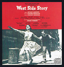 WEST SIDE STORY - CD - MUSICAL