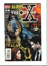 X-Files ,The (TV)  14 . Topps . 1996 - VF