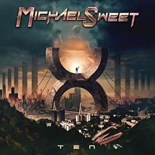 MICHAEL SWEET CD - TEN (2019) - NEW UNOPENED - ROCK METAL - RAT PAK - STRYPER