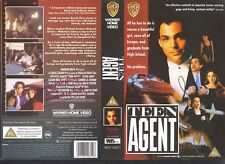 Teen Agent, Richard Grieco Video Promo Sample Sleeve/Cover #10619