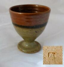 Stoneware Tableware Vintage Original Studio Pottery