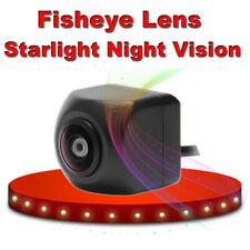 170° Mccd Starlight Night Vision Car Reverse Backup Front View Camera Parking G1