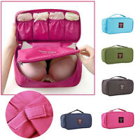 Waterproof Travel Storage Bags Clothes Packing Cube Luggage-Organizer-Pouch NICE