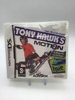 Tony Hawk's Motion   Nintendo DS   SEALED   UKV
