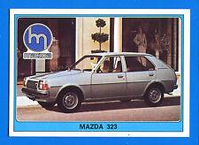 SUPER AUTO - Panini 1977 -Figurina-Sticker n. 137 - MAZDA 323 -New