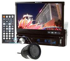 "pk VIR-7830B SOUNDSTREAM 7"" TV TOUCH SCREEN CD DVD USB AUX BLUTOOTH + XO CAMERA"