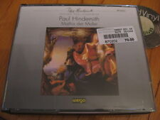 2 CD BOX Paul Hindemith Mathis il pittore 1994 GERMANY