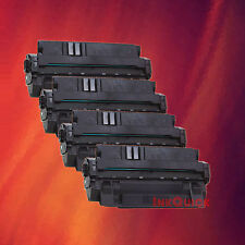 4 Toner Cartridge C4129X 29X for HP LaserJet 5000DN