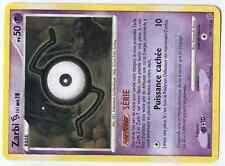 POKEMON MERVEILLES SECRETES RARE N°  39/132 ZARBI S