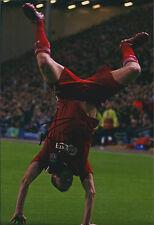 Robbie KEANE SIGNED COA Autograph 12x8 Photo AFTAL Liverpool ROI AUTHENTIC