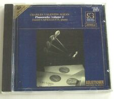 Charles Valentin Alkan: Pianoworks Vol 1 Daniel Capelletti Import CD Switzerland