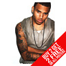 Chris Brown Póster Arte Impreso A4 A3 - Buy 2 GET ANY 2 Free
