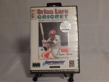 BRIAN LARA CRICKET 1995 - Sega Megadrive (Manual Included)