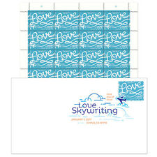 USPS New Love Skywriting Keepsake with DCP