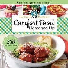 Comfort Foods ----Lightened Up----- Gooseberry Patch  330 RECIPES--NEW