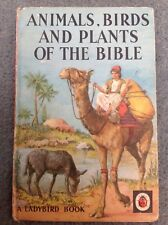 vintage ladybird book - Animals, birds and plants of the bible - series 649