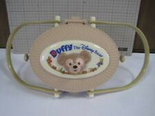 NEW! Duffy Duffle bag Popcorn Bucket Container, Tokyo Disney sea , from Japan