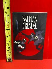 Batman & Grendel 1993 Ashcan #2 HERO PREMIER RED FOIL C6