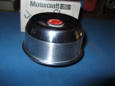 NOS 1963-1964 Ford oil filler cap, Chrome, 406,427 Engine, LOT OF 6