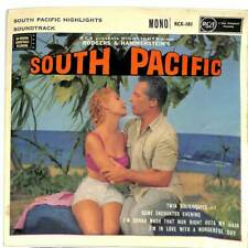 "Rodgers & Hammerstein - South Pacific - 7"" Record Single"