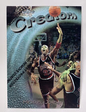 1997-98 Topps Finest Creators Michael Jordan #297-CR33 w/ Coating