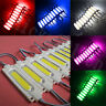 12V COB LED Module Light Tape Strip Injection transparent Cover Waterproof Sign