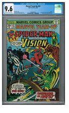 Marvel Team-Up #42 (1976) Bronze Age Vision CGC 9.6 CE993