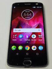 Motorola Moto Z2 Force,XT1789-04,64GB,T-Mobi,No Sim Tray,Fair Condition : AA356