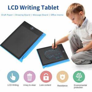 Early Education Digital LCD Sketchpad Drawing Board Writing Tablet Wordpad