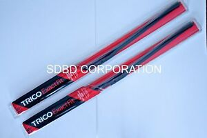 2000-2006 Mercedes-Benz CL500 Trico Exact Fit Beam Style Wiper Blades