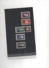 serie de timbres français neufs de 1952