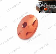 CNC Billet Engine Oil Plug Bolt Screw Cover For KTM 125 200 390 Duke Street Bike