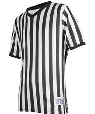 Honig's Whistle Stop Umpire Referee Jersey Shirt Men's XL Black White NWT.  B-16