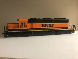 KATO POWERED SD40-2 BNSF HERITAGE ENGINE LOCOMOTIVE HO SCALE EXCELLENT