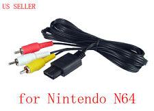HD AV Cable Cord for Nintendo 64 N64 Gamecube SFC SNES