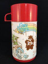 Care Bears - Aladdin Brand Thermos - VINTAGE - 1985 - Used