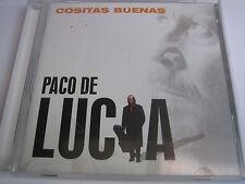 PACO DE LUCIA - COSITAS BUENAS - CD - NEU - NUR OHNE FOLIE!!!