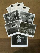 65 TWO ON A GUILLOTINE Movie Press Kit B&W color slide Connie Stevens Dean Jones