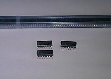5pcs TL3843 Texas Instruments Current-Mode PWM Controller, SOIC14, New