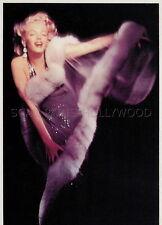 MARILYN MONROE VINTAGE PHOTO POSTCARD CP 80s #20