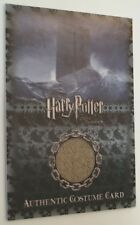 Harry Potter And The Order Of The Phoenix Death Eater Costume Ci3 Incentive Card