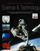 SCIENCE , SCIENCE AND TECHNOLOGY , QUESTIONS AND ANSWERS