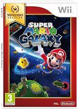 Nintendo Wii Spiel Super Mario Galaxy 1 NEUWARE