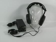 Sennheiser Unipolar 2000 mit HER 2000 Vintage Kopfhörer over ear Headphones