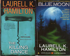 Complete Set Series Lot of 25 Vampire Hunter Anita Blake by Laurell K. Hamilton
