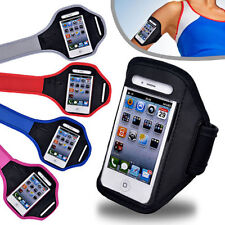 "Iphone 6 (4,7 "") Acolchada Sports Armband Para Trotar, Correr, Gym Con Bolsillo Para Llaves"